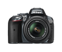 Picture of NIKON DSLR D5300